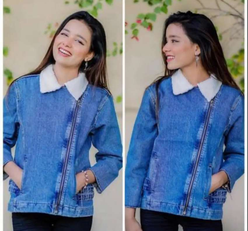 Blue Denim Jacket 0