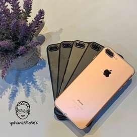 IPHONE 7+ 128GB FULLSET FUNGSI NORMAL UNIT ORIGINAL ONLY