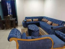 Luxurious furnished two bed apartment for rent in the Grande bahria tw
