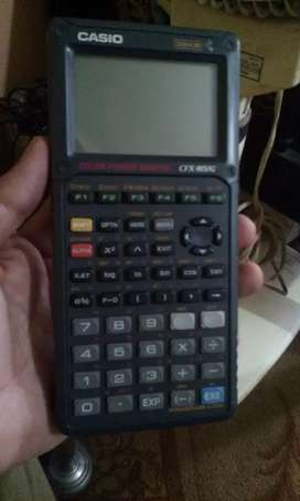 Casio Color Power Graphic Calculator (CFX9850G)