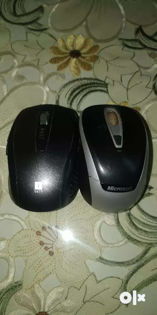 Urgent sell, Pair of Wireless Mouse of iBall and Microsoft 0