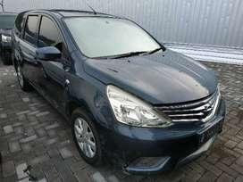 Nissan Grand Livina AT 2013 ( Harga Lelang )