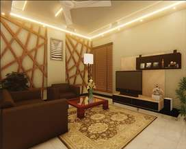 Two Bed Full Furnished Apartment on Instalment for Sale in Bahria Town