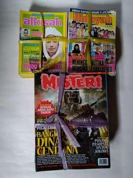 majalah Alkisah, Hidayah & misteri