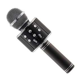Mic Bluetooth Wireless WS-858 WSTER Smule