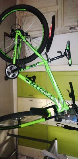 Hydra bicycle