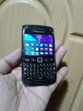 Hp jadul blackberry 9790 onix3 oryginal normal siap pake langka antik