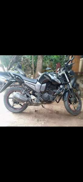 Black FZ in good condition