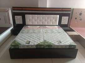New Luxury Designer Double BED EMI Scheme Available