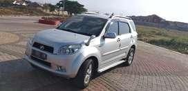Jual Cepat D.Terios 2008 A/T full variasi,100 % mulus,jeep sporty