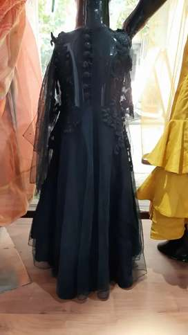 Party wear gown for girl kid