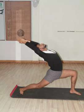 Yoga sessions at Home