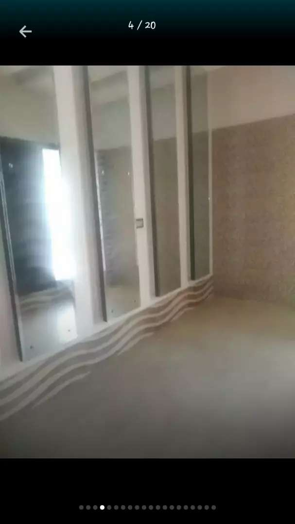 Furnish 10 marla Upper Portion 2bed tvl dd for rent in johar town 0