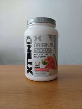 Scivation Xtend BCAAs 90 Servings / amino bcaa powder power recovery