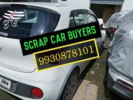 Non used CARS SCRAP buyers