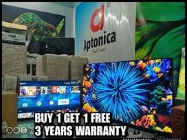 APTONICA Q SMART 4K LEDTVS WHOLESALE RATES FREE LEDTV