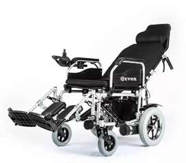 Electric Recliner Wheelchair