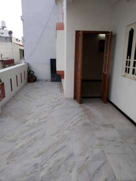 1 bhk semi furnished house for rent