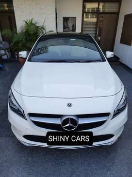 Mercedes-Benz CLA 2018 Diesel 15600 Km Driven