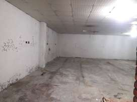 A commercial property is available for rent. Area 9 marlas.