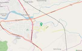 1000 Sq Yards Plot For Sale In Dha Phase 5 Street  In Reasonable Price