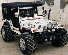 white willy jeep