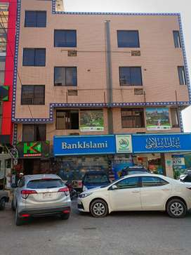 Brand  New plaza 839 Sqyd in F-7 Markaz for sale