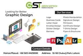 Logo + Business Card + Letter Head + Envelop Design + Brochure + Flyer