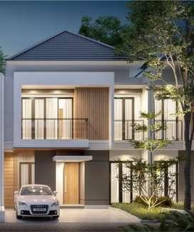 Rumah 2 Lantai 3 KT Bringin Asri Ngaliyan Wijaya Kusuma Pinggir Jalan