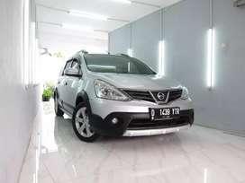Nissan All New Livina X Gear MT 2013 Silver