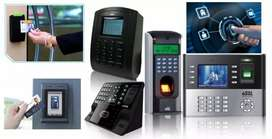 Biometric attendance and access control devices