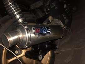knalpot aerox wrc