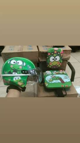Promo boncengan anak plus helm