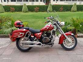 Chopper Bike 2003 Model