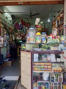 Easy to move fancy,shoe mart, stationery near to school
