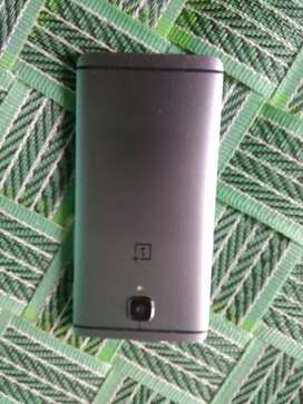One plus 3t for sale,just 5 months used
