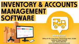 Software Development Custom ERP account inventory sales HR & Reports