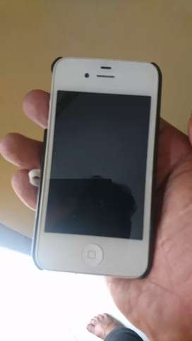 Iphone 4 gress 16 GB kondisi good