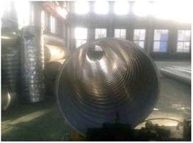mesin spiral round duct ducting bjls utk pipa ac sentral ahu splitduct