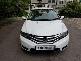 Honda City 1.5 V Automatic, 2012, Petrol
