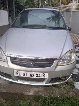 Tata Indica V2 2009car 2010  registered  Diesel 49800 Km Driven single