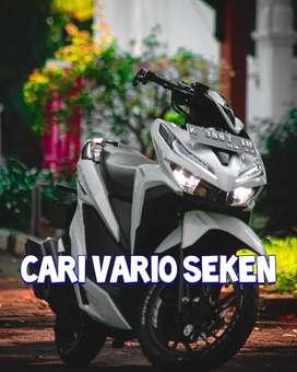 CARI MOTOR VARIO BEKAS