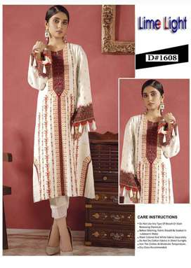 Lime Light Embroidered Summer Collection 2021