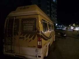 force tempo traveller colour yellow