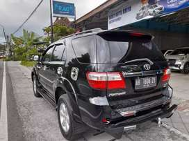 Toyota Fortuner G Trd Automatic th 2010 Plat AB
