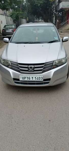 Honda City S Manual CNG, 2009, CNG & Hybrids