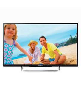 """50"""" inch[( smart LED TV+ wireless display sharing+clear audio track)]"""
