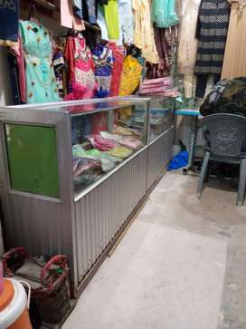 Counter showcase display case for sale