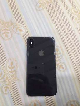 I phone x 64 GB only phone prize:28500