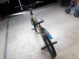 BMX bicycle only 1 month used